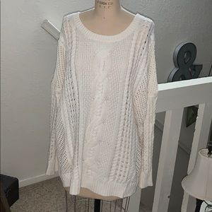 Express sweater, size L